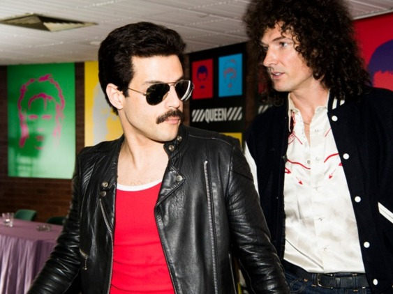 The Bohemian Rhapsody Trailer is Freddie Mercury Eye Candy