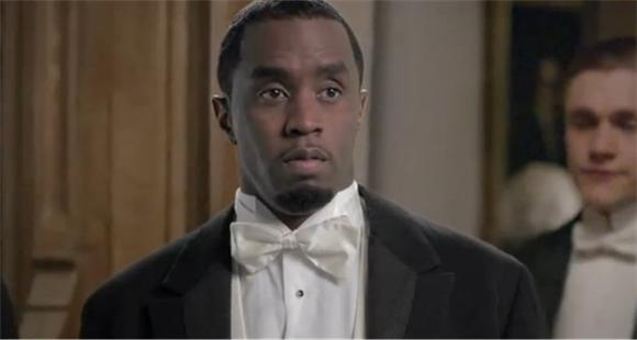 See Diddy Join the Cast of Downton Abbey