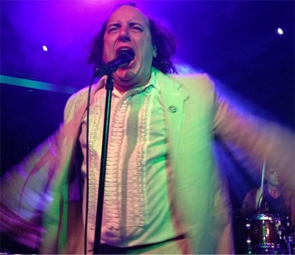 Out and About: Har Mar Superstar at Le Poisson Rouge