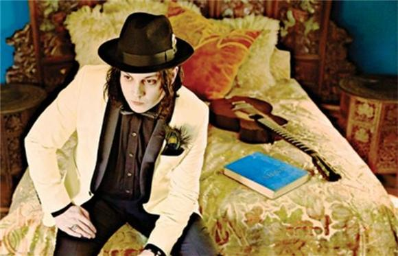 Jack White Shares Bluesy Booze Anthem 'Just One Drink'