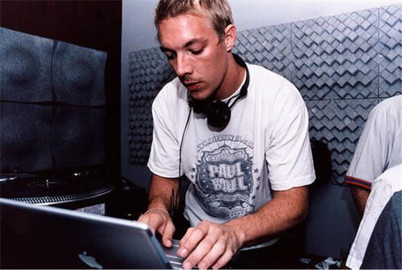 rider of the day: diplo