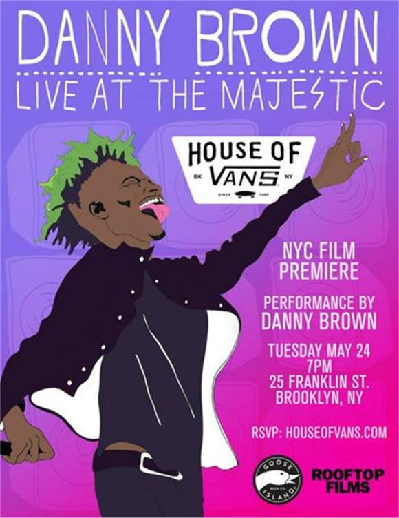 House of Vans and Rooftop Films Announce Music Documentary