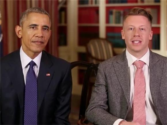 Macklemore & Obama, Start a Conversation Instead of a War on Drugs