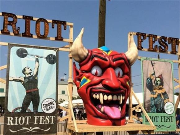 Riot Fest Releases First Wave of Denver and Chicago Lineups