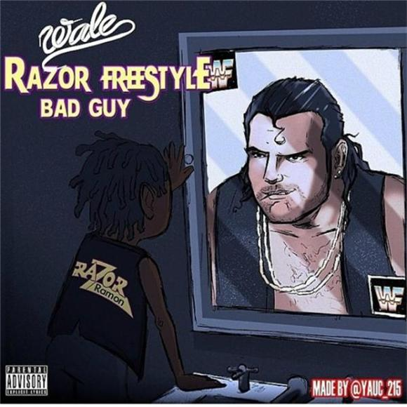 Wale Honors Razor Ramon With 'Bad Guy' Remix
