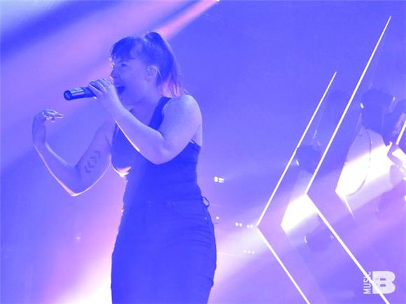 Feeling Nostalgic and Dancing the Night Away: Sylvan Esso at Brooklyn Steel
