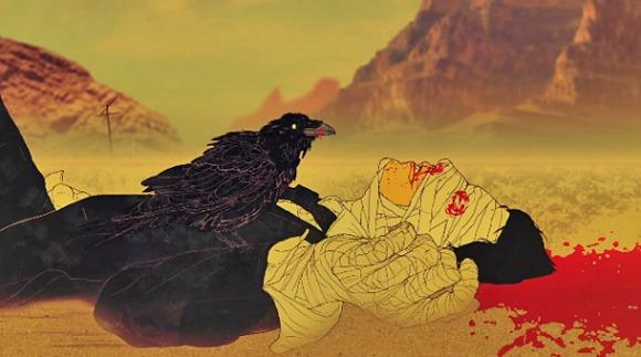Queens of the Stone Age's Animated Apocalypse