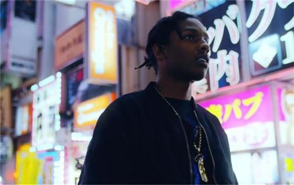 ASAP Drops 'LSD' and His New Psychedelic Music Video