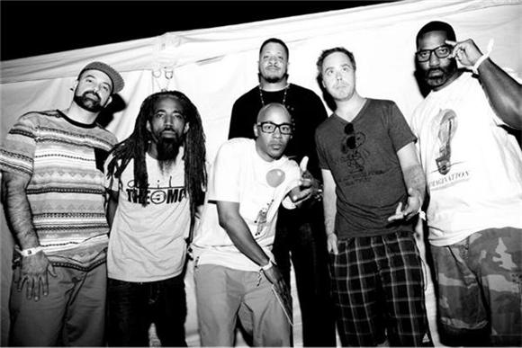 Jurassic 5 Samples The White Stripes In Reunion Single