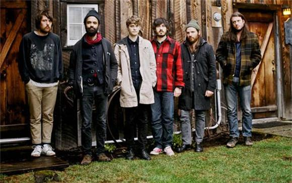 OUT AND ABOUT: FLEET FOXES