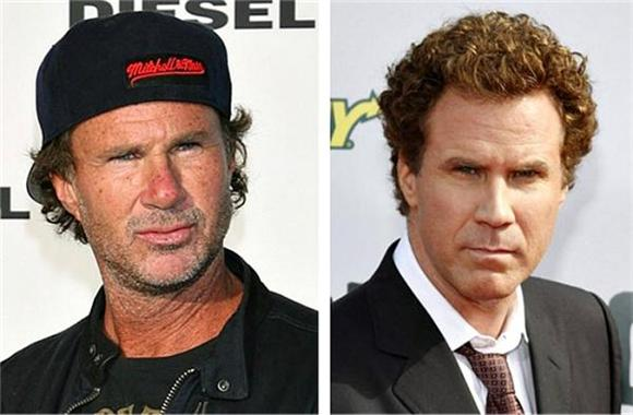 Will Ferrell and Chad Smith Battle It Out For Charity