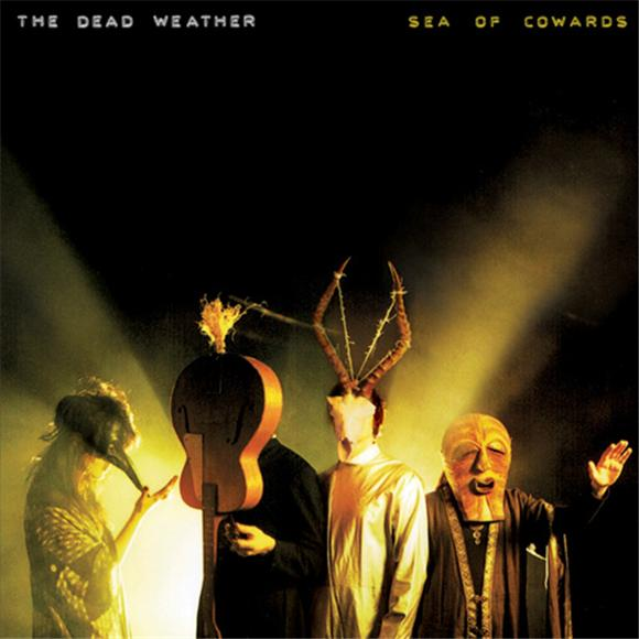 album review: the dead weather