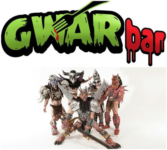 GWAR Is Crowdfunding a Restaurant Called GWAR Bar