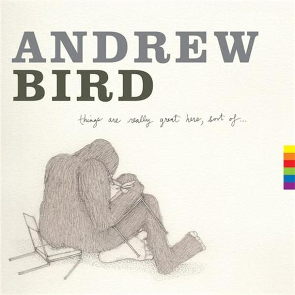 Andrew Bird Gets Handsome For His New Album