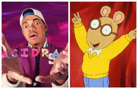 Chance the Rapper Covered the 'Arthur' Theme at Sasquatch!