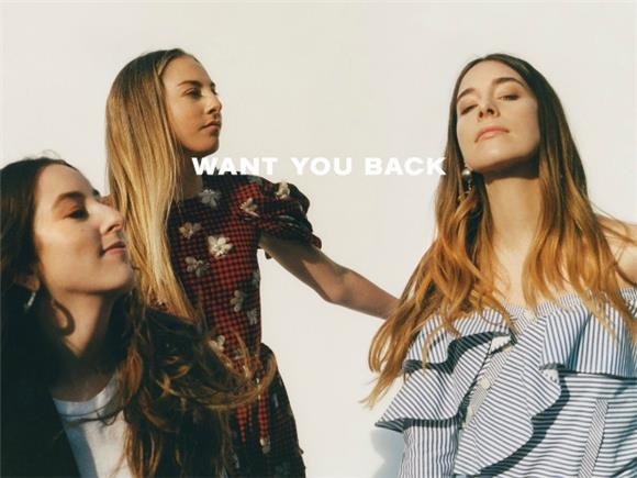 NEW HAIM: 'I Want You Back' is a Dynamic Stunner