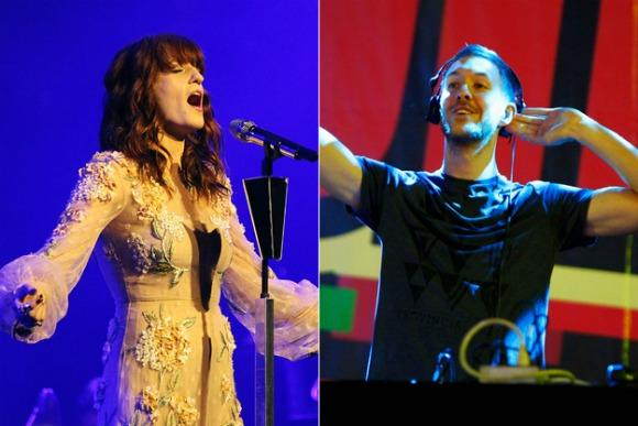 Stream: Florence and The Machine (Calvin Harris Remix)