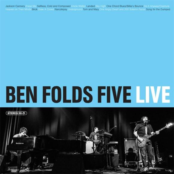 Stream Ben Folds Five...Live