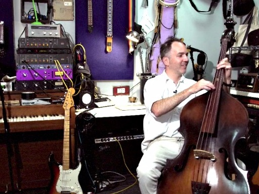 GEAR TALK TUESDAY: An Inside Look at Walter Martin's Studio