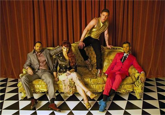 An Interview With Ana Matronic of Scissor Sisters