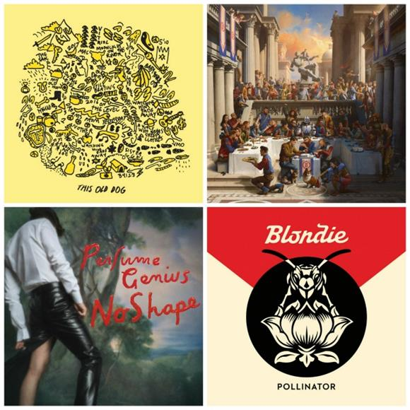 SPEED ROUND: 10 Albums You Should Spin Right Now