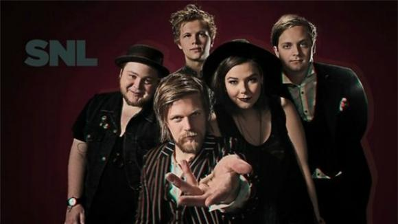 Of Monsters and Men Serenade SNL