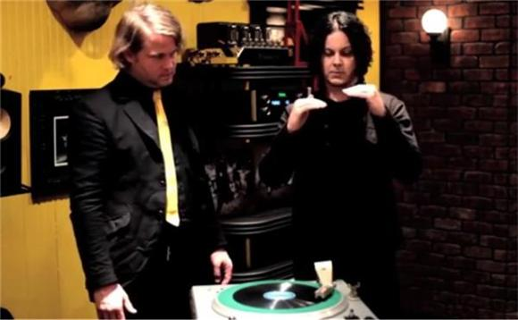 Jack White Is the Music Industry's Willy Wonka
