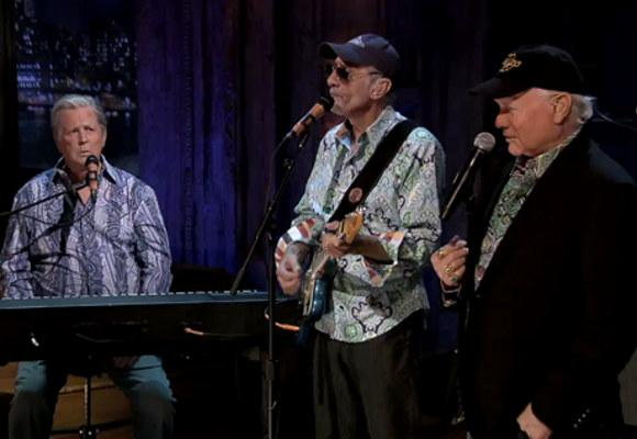 Late Night: The Beach Boys