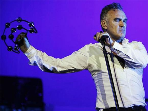 Morrissey Debuted Three Sullen Songs Last Night