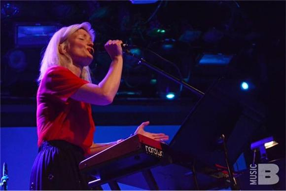 Out And About: Olga Bell at Le Poisson Rouge