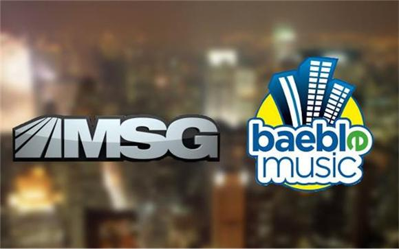 playing soon: baeble on msg