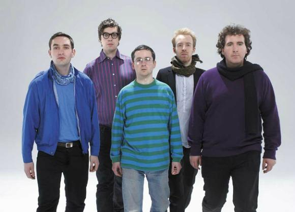 Stream: Hot Chip Covers Prince