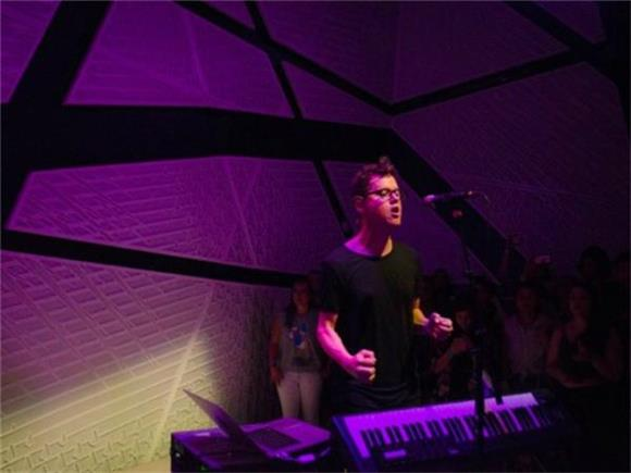 LIVE REVIEW: Son Lux at Brooklyn's National Sawdust