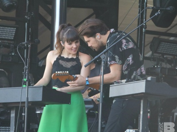 INTERVIEW: Oh Wonder at Boston Calling