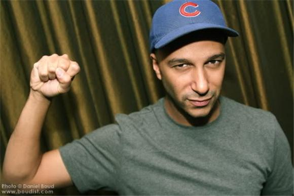 Watch: Tom Morello Play Google's Les Paul Guitar
