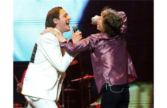 Watch Arcade Fire's Win Butler Join The Rolling Stones In Montreal