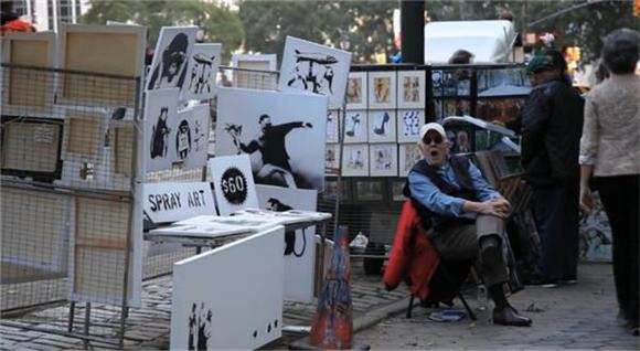 Banksy Shares Mini Documentary, 'Better Out Than In'