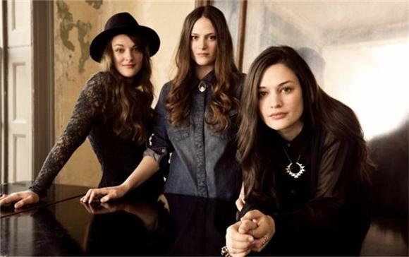 The Staves Tap Into Their Theatricality on 'Teeth White'