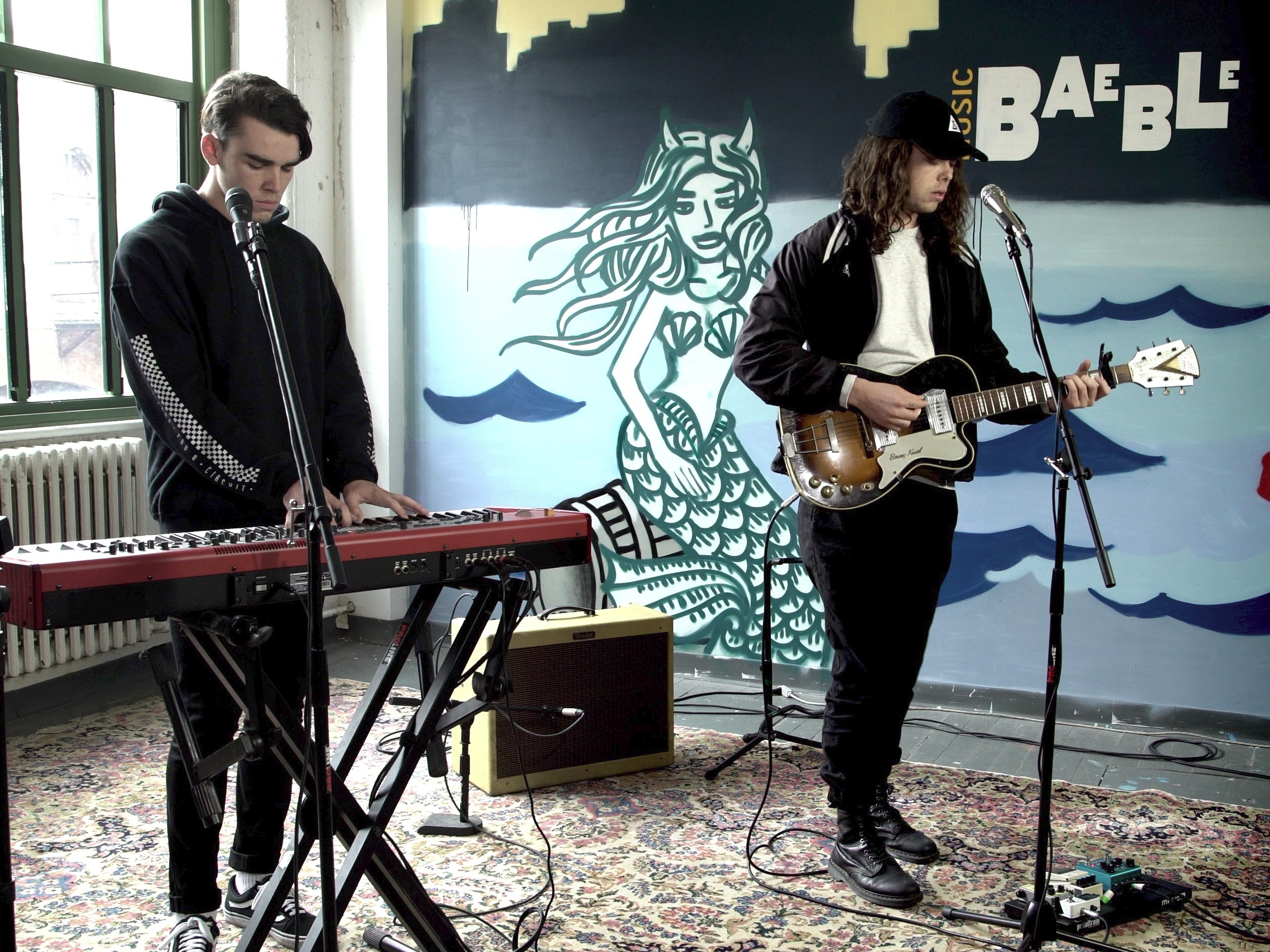 NOW PLAYING: Vancouver Sleep Clinic's Soothing Session at Baeble HQ