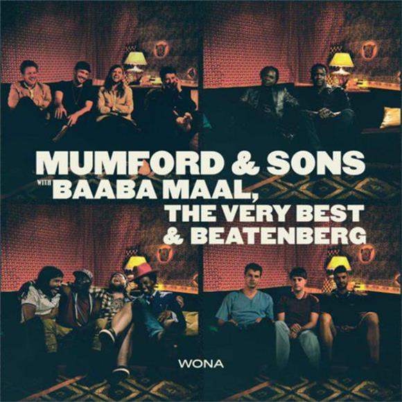 Mumford and Sons Do Africa Like The Bosses That They Are