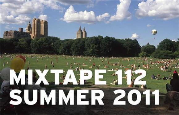 T.G.I.Mixtape 112 - Summer 2011
