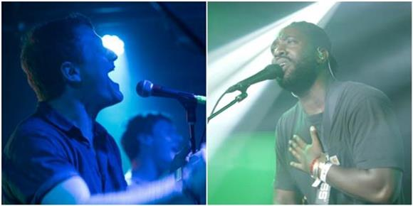 Who Out Bowied Who?  Bloc Party vs Hey Marseilles