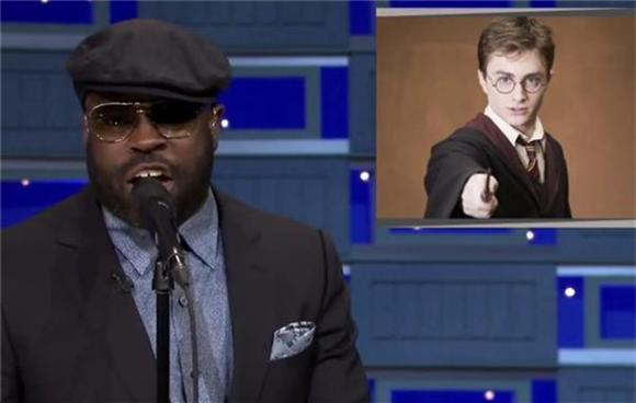 The Roots Keep Harry Potter Cool on Fallon