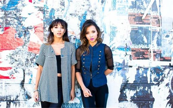 Nalani and Sarina Bring on The Blues In Their New Song 'Scattered Girl'