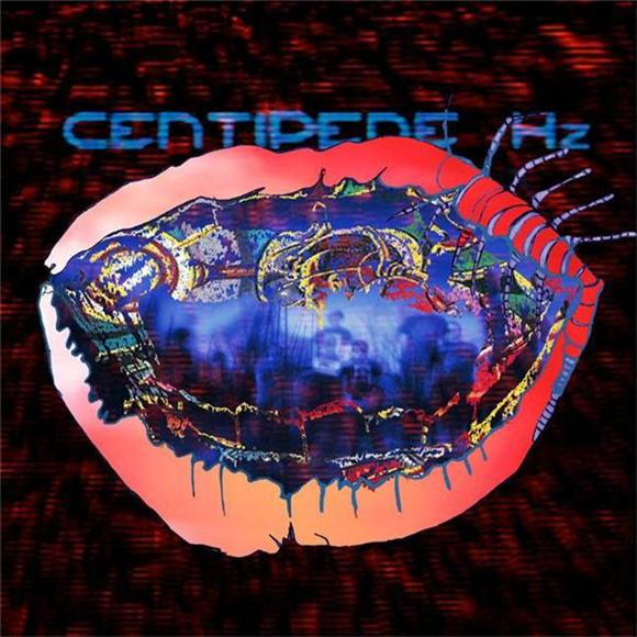 What Is The Animal Collective 'Centipede Hz' Artwork Supposed To Be?