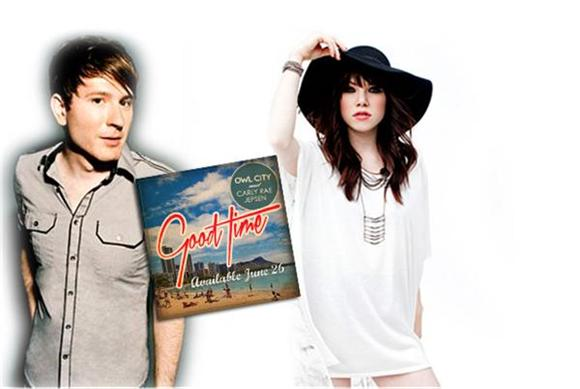 Music Lovers, Brace Yourself for the Carly Rae and Owl City Single