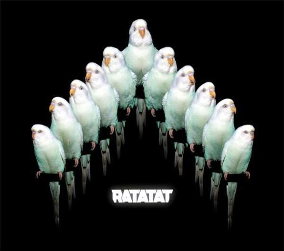 album review: ratatat