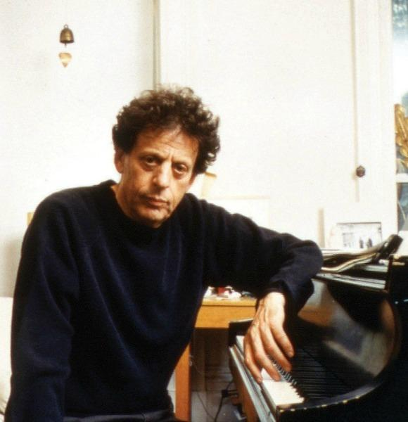 Be A Part of The Noise with Philip Glass in Time Square