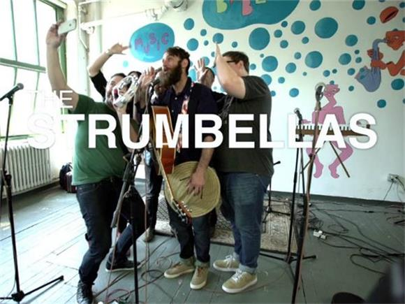 The Strumbellas Give Us the Lowdown On That Itsy Bitsy Single Of Theirs