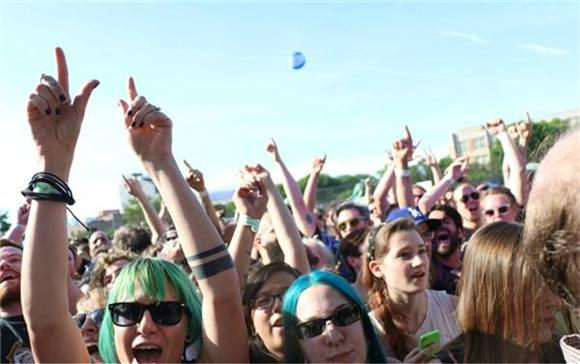 The Front Row: Northside Festival 2015